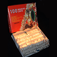 seasonal light 100L--C--CLEAR-SETS-(-W001-)