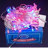 seasonal light LED lights (multi color 100l)